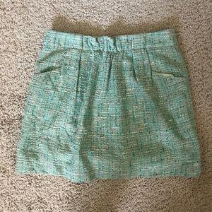 J. Crew Knit Skirt